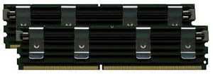 Mushkin Enhanced Essentials FB-DIMM Kit  4GB  PC2-5300F CL5-5-5-16 (DDR2-667) (976539A)