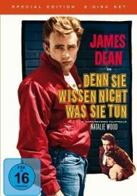 ...denn sie wissen nicht, was sie tun (Special Editions) (DVD)