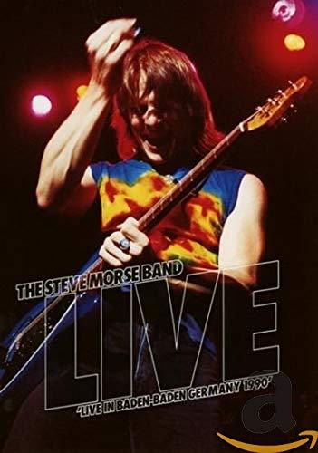 Steve Morse - Live in Baden-Baden -- via Amazon Partnerprogramm