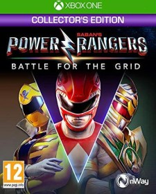 Power Rangers: Battle For The Grid (Xbox One)