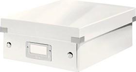 Leitz Click & Store WOW Organisationsbox klein, weiß (60570001)
