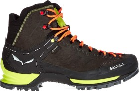 Salewa Mountain Trainer Mid GTX black/sulphur (Herren)