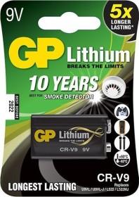 GP Batteries Lithium 9V-Block (070CR9VC1)