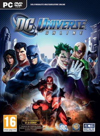 DC Universe Online (MMOG) (deutsch) (PC) -- via Amazon Partnerprogramm