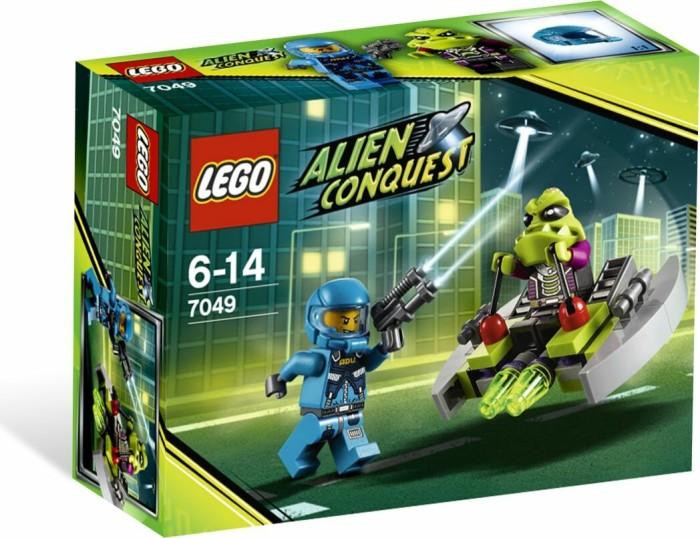 LEGO - Alien Conquest - Alien-Gleiter (7049) -- via Amazon Partnerprogramm