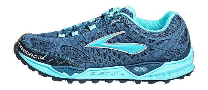 Brooks Cascadia 7 (ladies) -- ©Globetrotter