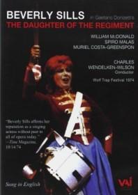 Gaetano Donizetti - La Fille Du Regiment aka Die Regimentstochter (DVD)