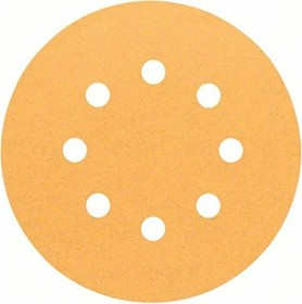 Bosch random orbit sander sheet C470 Best for Wood and Paint 125mm K80, 50-pack (2608607826)