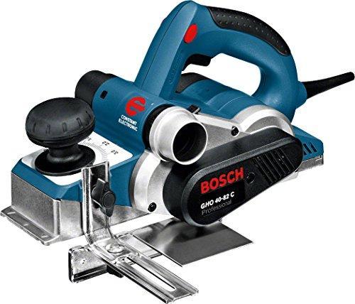 Bosch Professional GHO 40-82 C Elektro-Hobel inkl. Koffer (060159A760) -- via Amazon Partnerprogramm