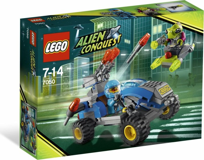 LEGO - Alien Conquest - Alien Defender (7050) -- via Amazon Partnerprogramm