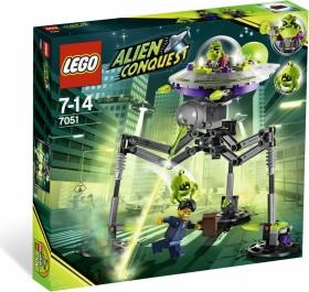 LEGO Alien Conquest - Dreibeiniger Alien-Roboter (7051)