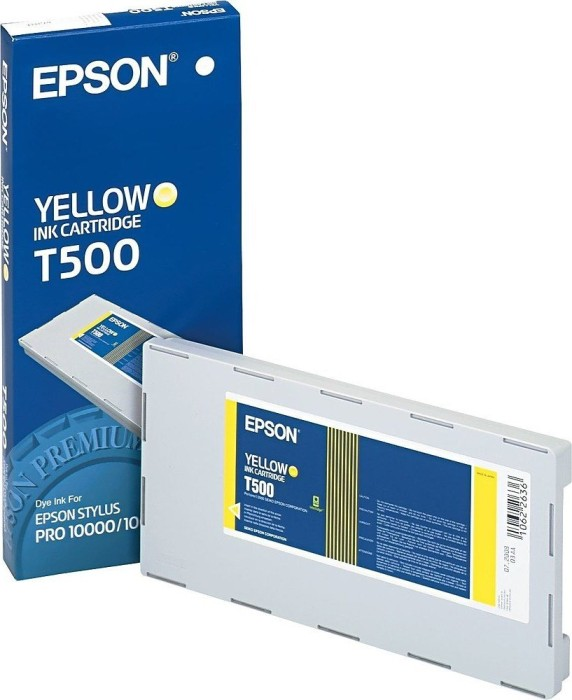 Epson ink T500 yellow (C13T500011)