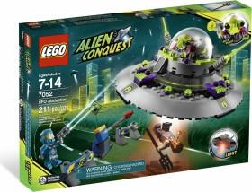 LEGO Alien Conquest - UFO-Entführung (7052)