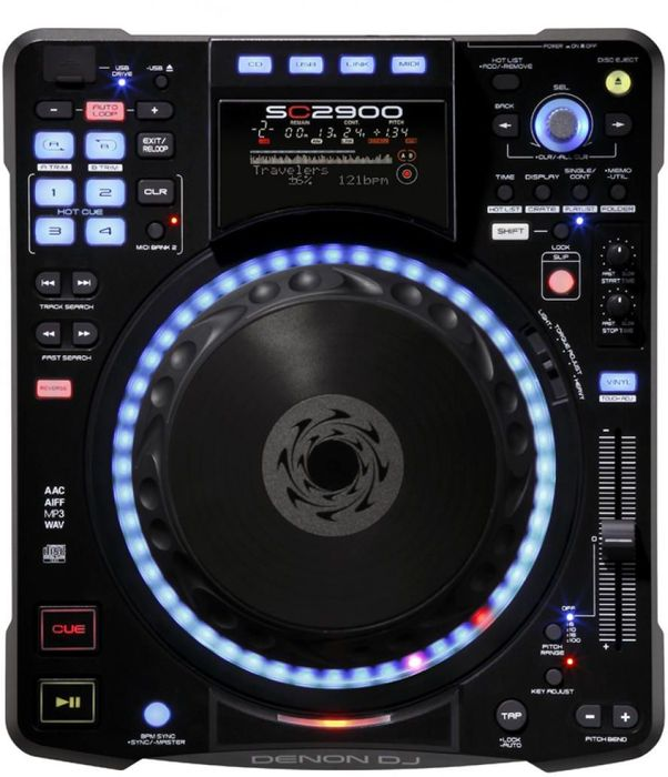 Denon DN-SC2900 CD-Turntable