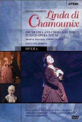 Gaetano Donizetti - Linda di Chamounix -- via Amazon Partnerprogramm