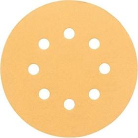 Bosch random orbit sander sheet C470 Best for Wood and Paint 125mm K180, 50-pack (2608607829)