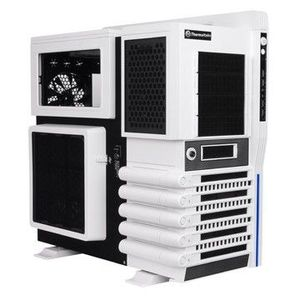 Thermaltake Level 10 GT Snow Edition with side panel window (VN10006W2N)