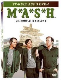 MASH Season 6 (DVD)