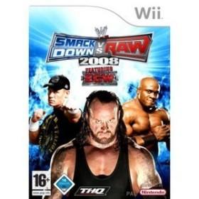 WWE Smackdown! vs. Raw 2008 (Wii)