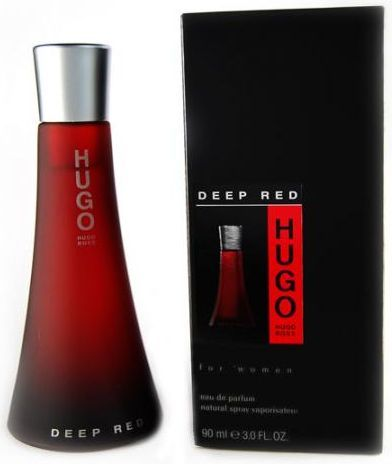 Hugo Boss Deep Red Eau De perfume 90ml -- © Design4Stars