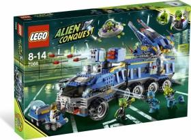 LEGO Alien Conquest - Mobile Alien-Abwehrzentrale (7066)