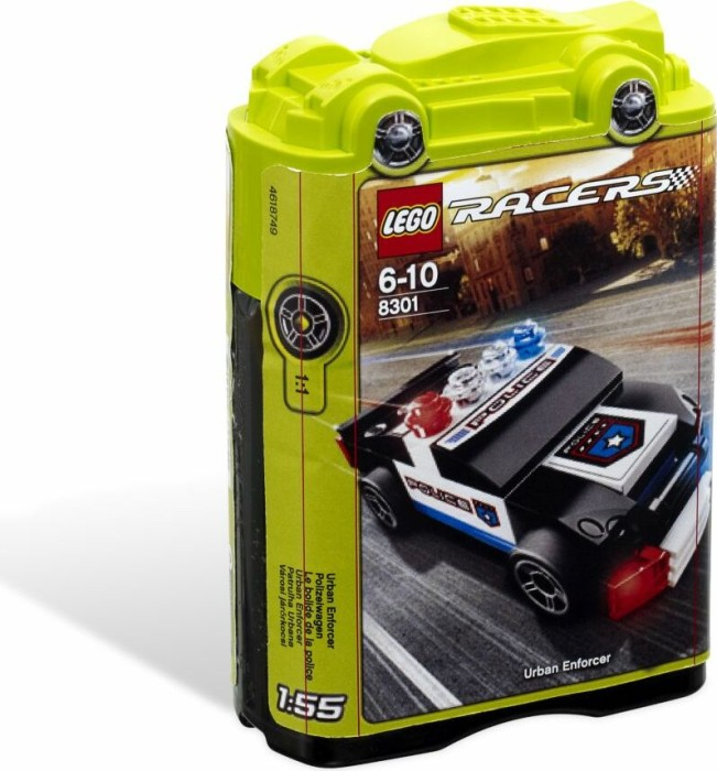 LEGO Racers - Polizeiwagen (8301) -- via Amazon Partnerprogramm