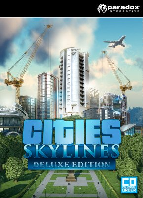 Cities: Skylines - Deluxe Edition (Download) (PC)