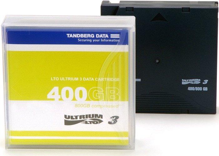 Tandberg Ultrium LTO-3 Kassette (433216)