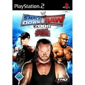 WWE Smackdown! vs. Raw 2008 (PS2)