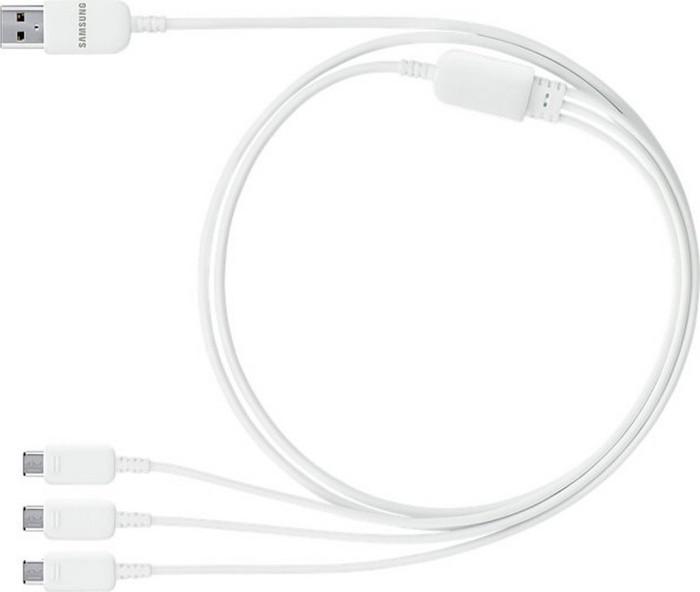 Samsung ET-TG900UW 3in1 Multi Charging Cable weiß -- via Amazon Partnerprogramm