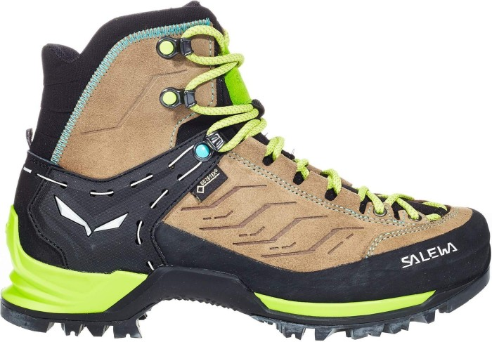 meet 1bd31 99ba3 Salewa Mountain Trainer Mid GTX walnut/swing green (Damen) ab € 134,95