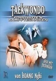 Kampfsport Taekwondo: Fußtritte & Kampftechniken (DVD)