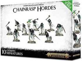 Games Workshop Warhammer Age of Sigmar - Nighthaunt - Easy to Build Chainrasp Hordes (99120207059)
