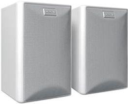 quadral Maxi 330 weiß, Paar