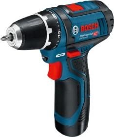 Bosch Professional GSR 12V-15 Akku-Bohrschrauber inkl. L-Boxx + 2 Akkus 2.0Ah (0601868109)