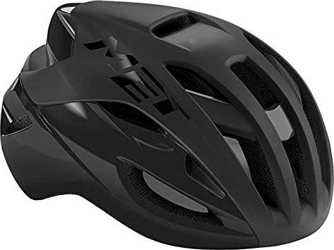 03de7343587 MET Rivale Helmet black/matte glossy (3HM103S0NN1/3HM103M0NN1 ...