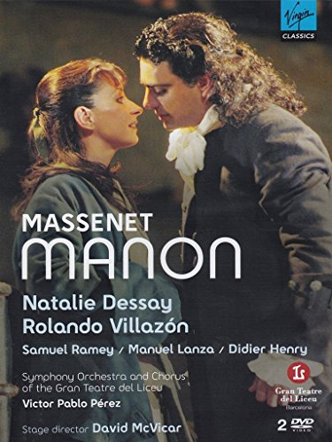 Jules Massenet - Manon -- via Amazon Partnerprogramm
