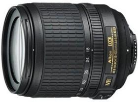 Nikon AF-S DX 18-105mm 3.5-5.6G ED VR black (JAA805DA)
