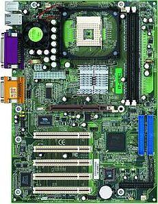 EPoX EP-4PEAE, i845PE (PC-2700 DDR)