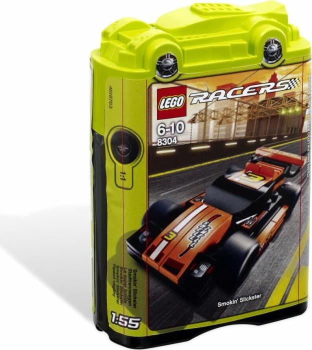 LEGO Racers - Stadtrennwagen (8304) -- via Amazon Partnerprogramm