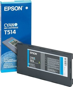Epson Tinte T514 cyan (C13T514011)