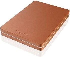 Toshiba Stor.E Canvio Alu rot 2TB, USB 3.0 Micro-B (HDTH320ER3CA)