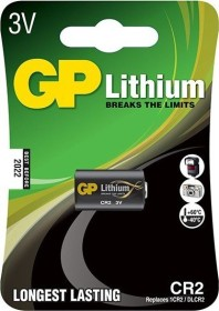 GP Batteries Lithium CR2 (070CR2D1)