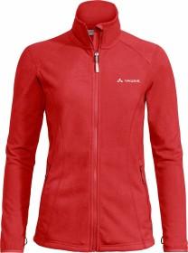VauDe Rosemoor Fleece Jacke mars red (Damen) (42013-994)