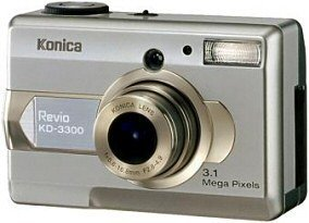 Konica Minolta Digital Revio KD-3300Z
