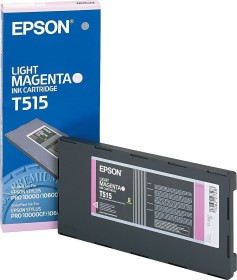 Epson Tinte T515 magenta hell (C13T515011)