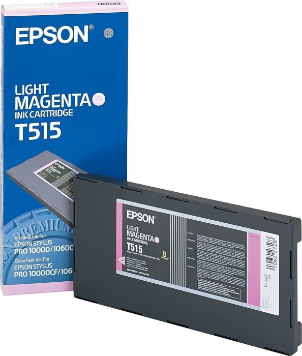Epson T515 Tinte magenta hell (C13T515011)