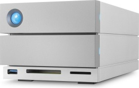 LaCie 2big Dock Thunderbolt 3 16TB, USB-C 3.0/Thunderbolt 3 (STGB16000400)