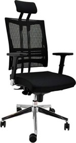 Nowy Styl Net Motion office chair with Headrest, black