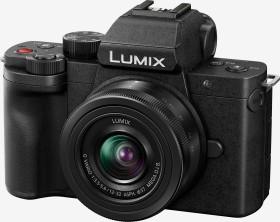 Panasonic Lumix DC G100 with lens Lumix G vario 12-32mm 3.5-5.6 ASPH OIS (DC-G100KEB-K)